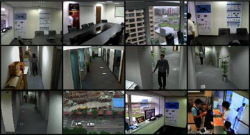 Avtech 12 Channels Network Digital Recorder Avh312 For Ip